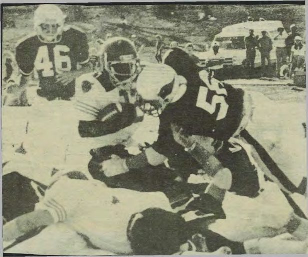 1980 Baker Playoff news photo