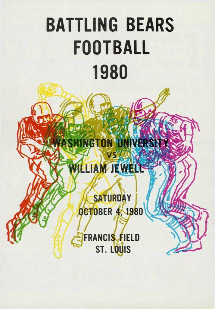 1980 Wash U Program