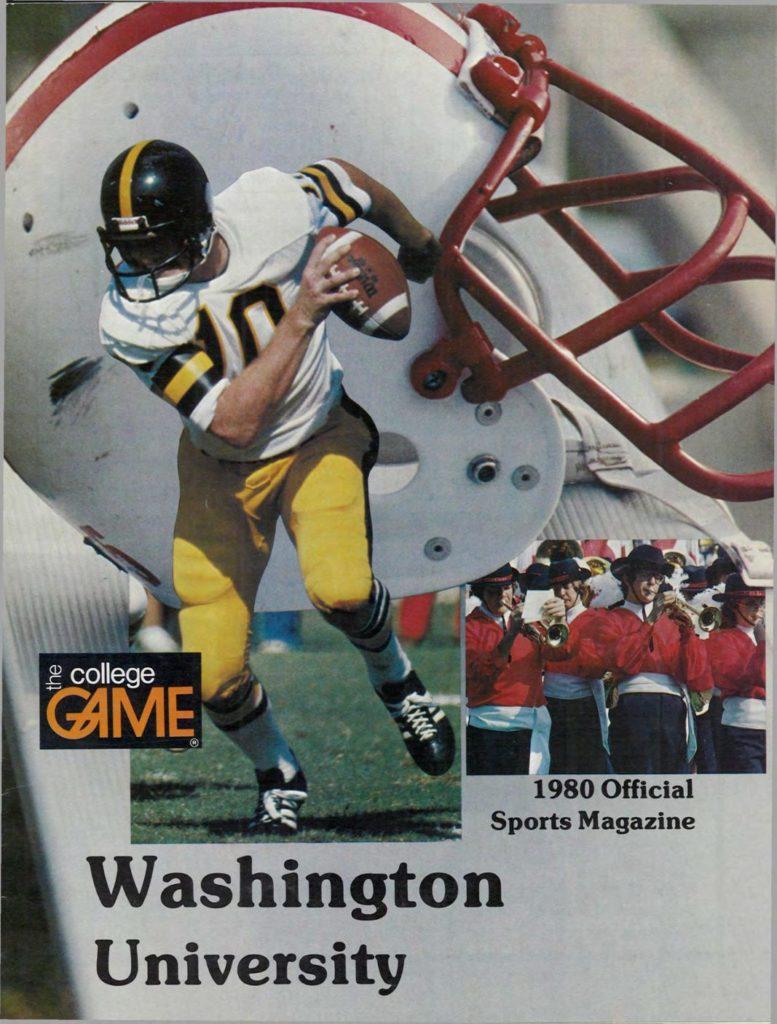 1980 Wash U Sports Magazine