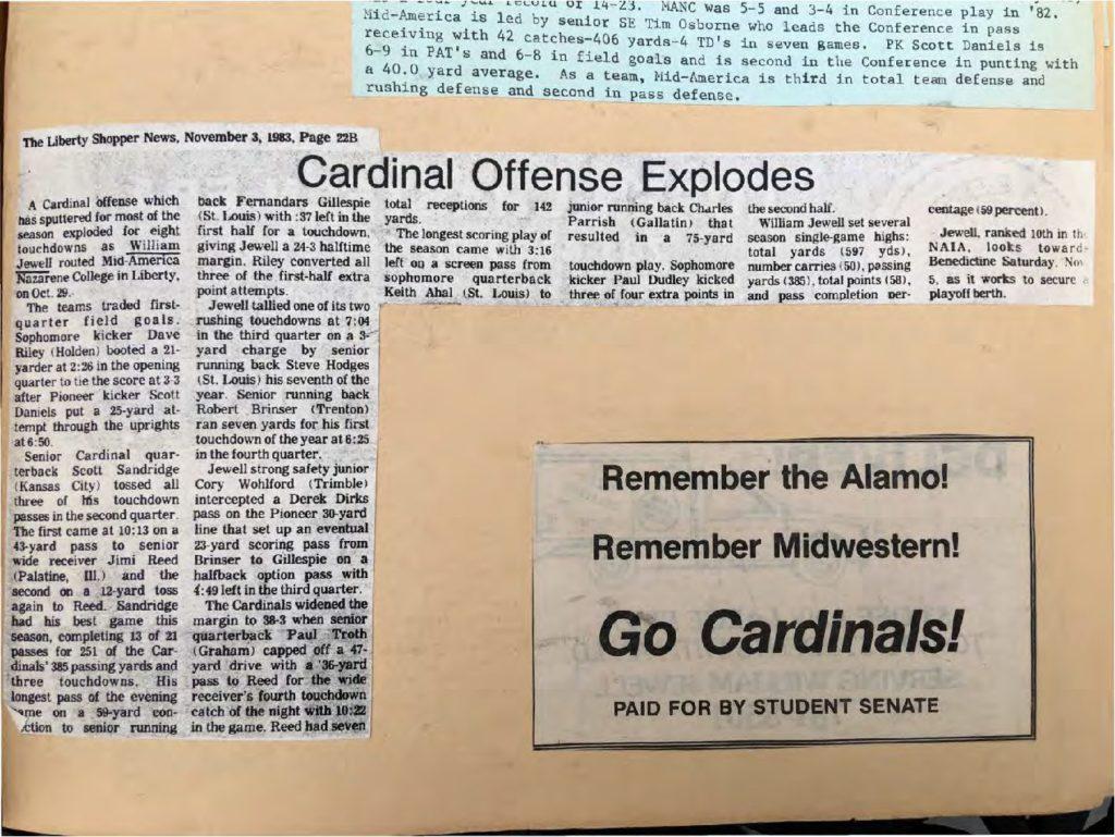 cardinal-offense-explodes