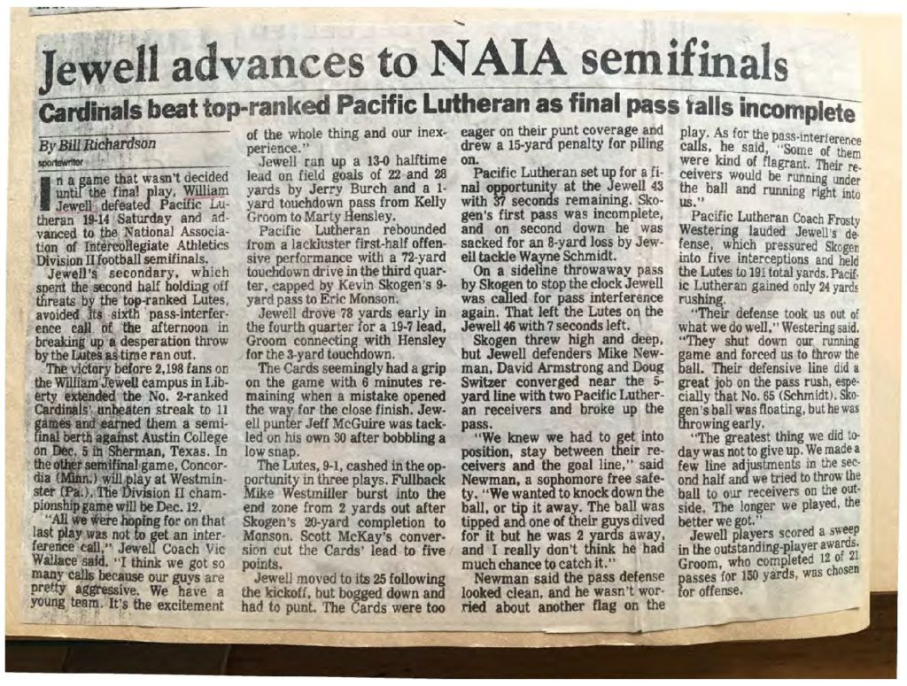 jewell-advances-to-naia-semifinals