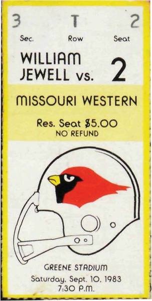 Game Ticket