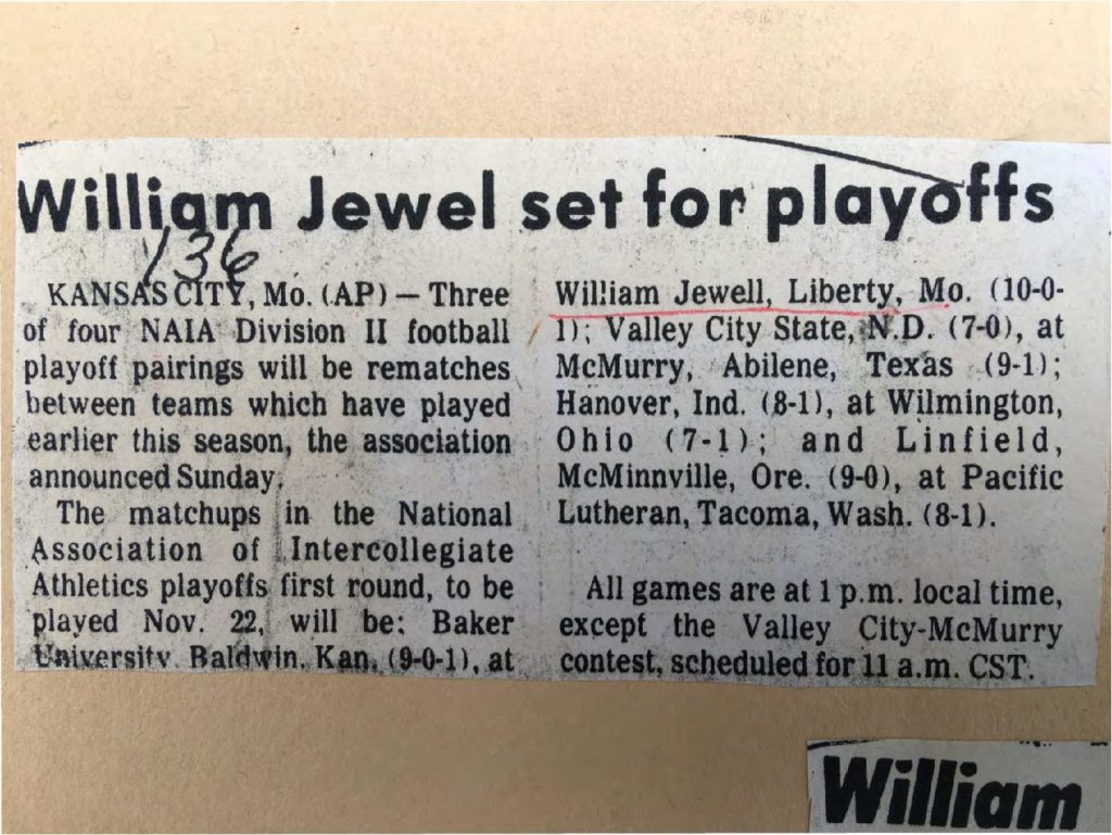 william-jewel-set-for-playoffs